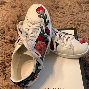 Gucci Tennis Shoes
